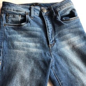 Sts Brie High Rise Ankle Skinny Blue Jeans